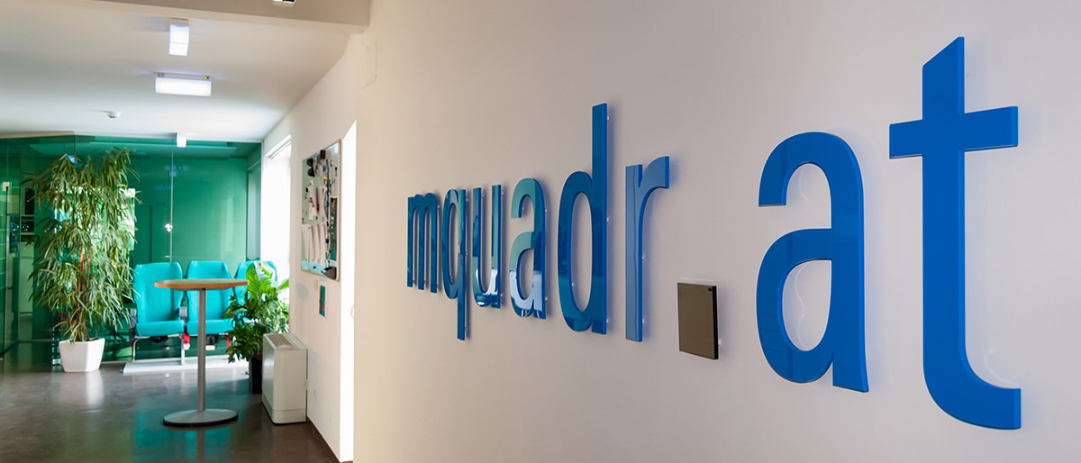 About mquadr.at
